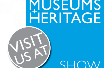 VIsit us at Museums+Heritage